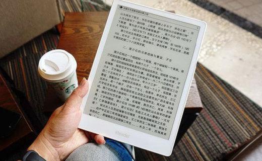 看書需要一些儀式感,iReader Smart重新認識電子書