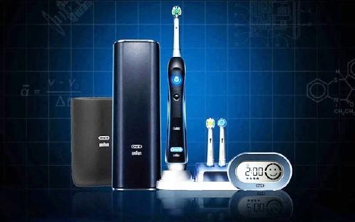 欧乐-B P7000电动牙刷:可量身定制刷牙模式,口腔清洁更智能