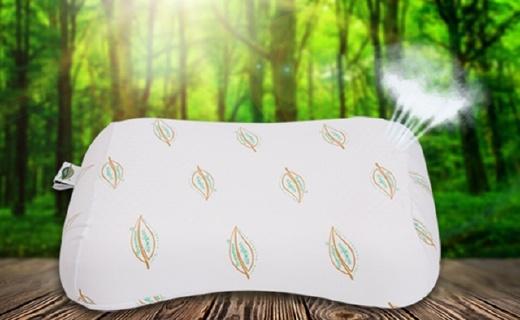 来自泰国的舒适乳胶枕,让你一觉到天亮