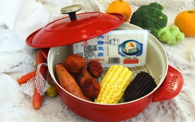 四挡温控易操作,美食煮给家人吃,Bruno日本多功能煮食锅体验