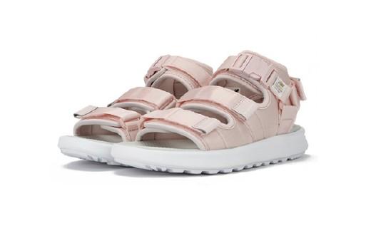 New Balance推新款凉鞋,缓震鞋底穿着舒适