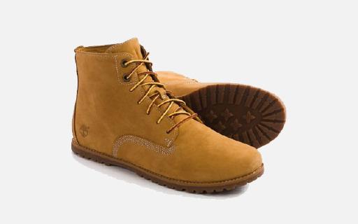 踢不烂的Timberland女款高帮薄底工装靴,舒适透气防滑耐磨