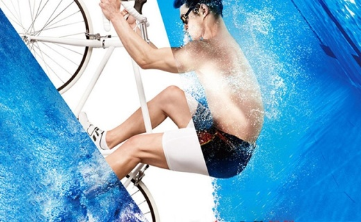速比涛男士泳裤:特殊材质耐用防抽丝,抗氯防晒性能出色