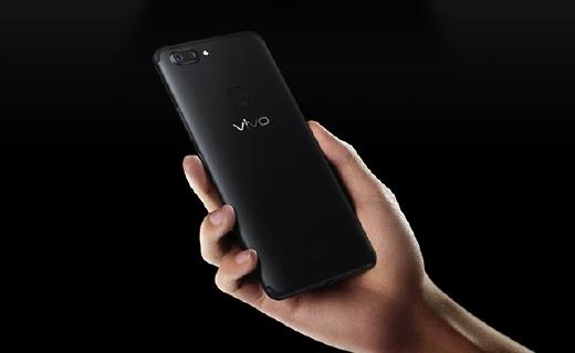 vivo发布全面屏手机X20,面部解锁堪称农药神器