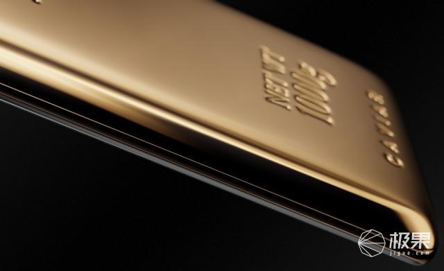三星推出黄金定制版GalaxyNote9,这才是真·土豪金