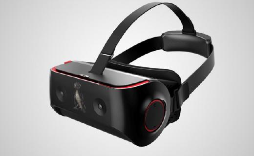 高通一体VR眼镜,自带820芯片,无需外接主机