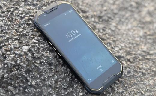生气的时候就砸手机了,MANN 8S 三防智能手机体验