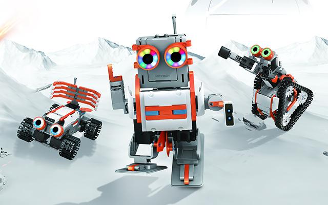 Jimu機器人 星際探險系列