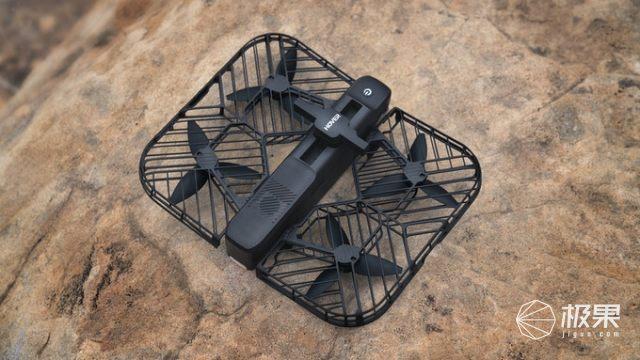 一款与众不同的无人机,零零科技发布Hover2
