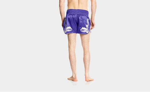 Venum格斗短裤:展现完美的肌肉线条,吸引美女注意