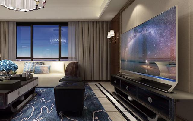 海信天玑ULED超画质电视