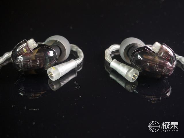 Nuforce(新智)HEM1动铁单元入耳式耳机