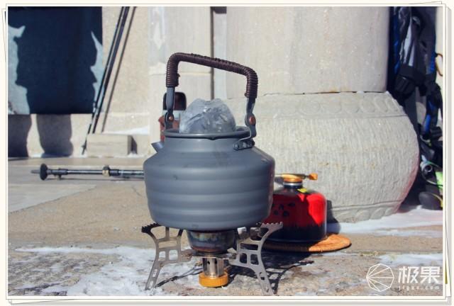 带着寻唐水壶去五台山朝圣,-20℃也能有热水—爱路客寻唐水壶户外烧水壶体验
