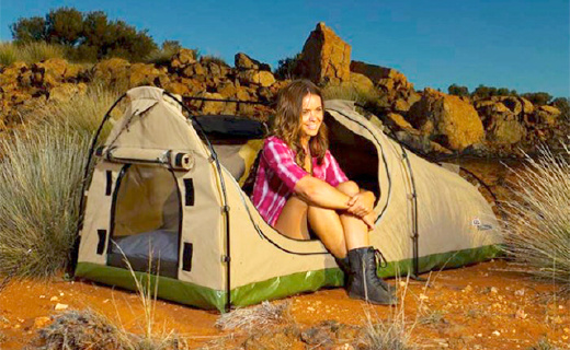 背包大小单人帐篷,却让你冬暖夏凉舒适露营