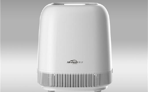 静音无棱角,宝宝家庭能用的空气净化器