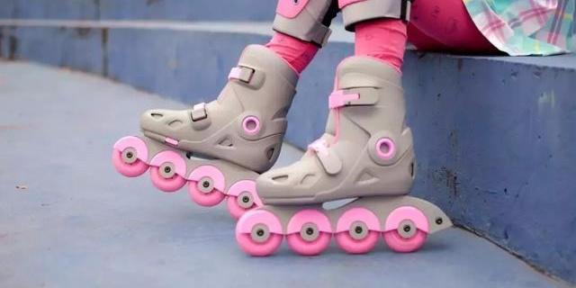 选它做孩子的第一双轮滑鞋,让孩子爱上轮滑!小寻智能轮滑鞋体验