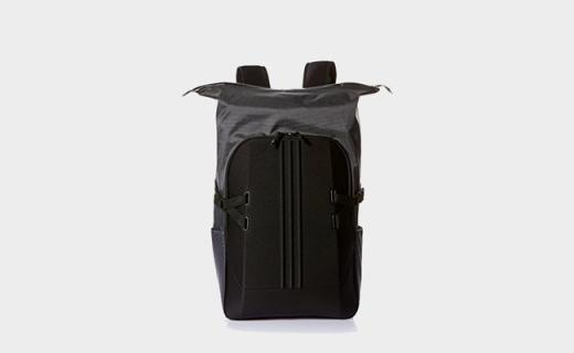 阿迪达斯Training双肩包:百搭款时尚有型,大容量多层收纳