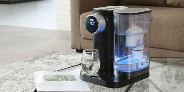 找到正确健康饮水打开方式, 莱卡即热式饮水机体验