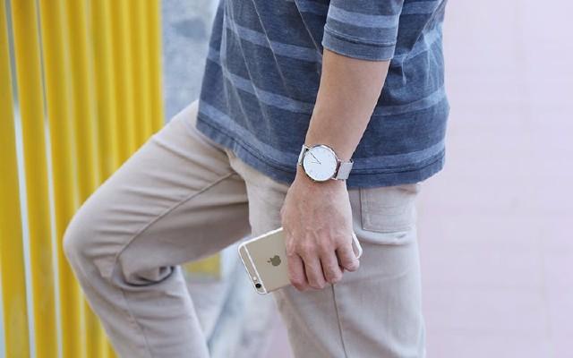 輕派手表入手:簡潔實用,舉手投足之間輕若無物