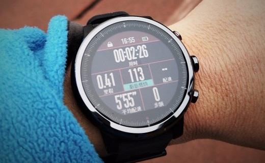 戴上它,你可以在50米的海下潜五天——华米智能运动手表2