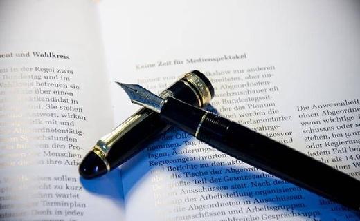 写乐钢笔:笔身轻巧常用不累,外观稳重日常商务都好用
