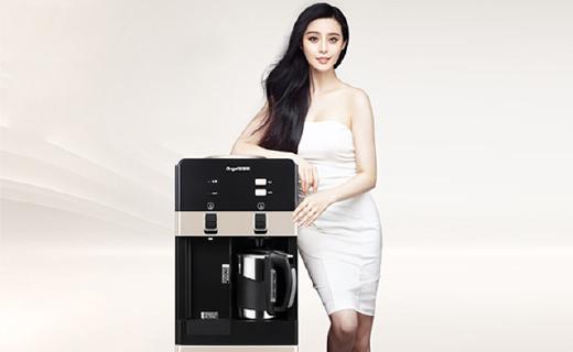 安吉尔Y2486LK-CZJ饮水机:快速电磁加热,双重防干烧