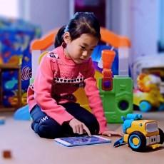 一个玩具多种玩法,还培养孩子编程逻辑思维 — 丛林骑士教育编程机器人体验   视频