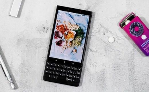 十年莓粉上手黑莓KEY2,经典与实用兼具的情怀机又回来了