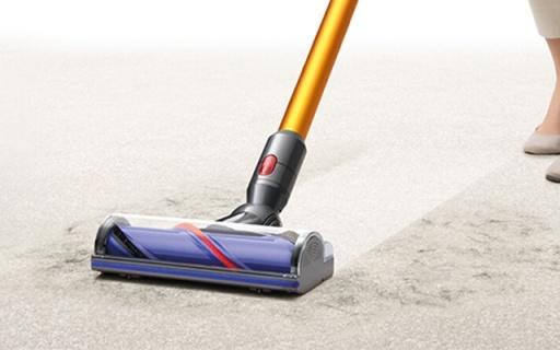 戴森V8 Absolute无绳吸尘器:全新旗舰款,吸力更强噪音更小