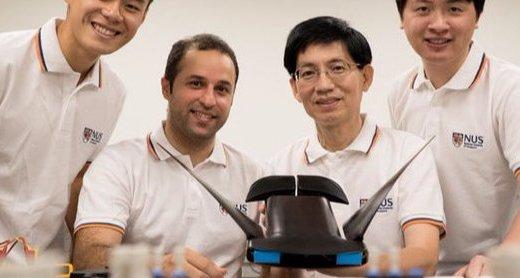 魔鬼鱼机器人诞生,一次充电能用10小时