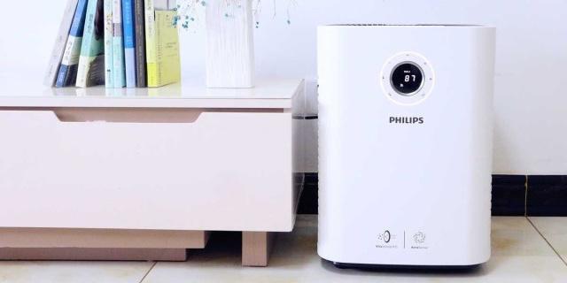 智能感应+灵智净化,能看到空气质量的净化器 — 飞利浦AC5656空气净化器测评