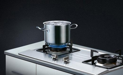 西门子LC43烟灶套餐:塔式18立方大吸力,无极旋钮精控火候