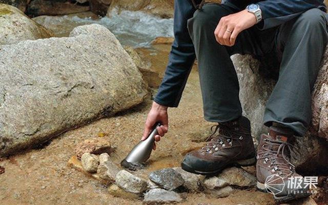 史丹利(Stanley)不锈钢便携酒壶