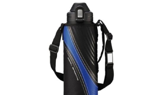 象印SD-AF15-AA运动水壶:不锈钢长效保冷,银离子抗菌饮用更安心