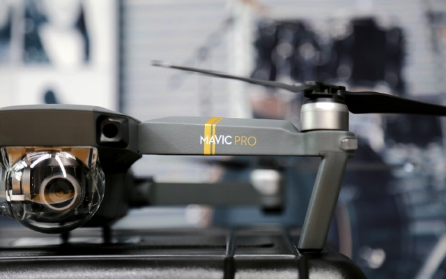 便携 可靠 功能丰富的无人机—MAVIC PRO 入手记