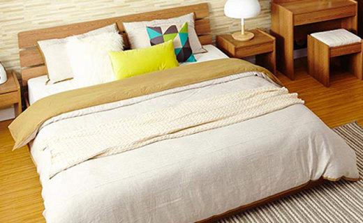 曲美家具: 简约百搭风,实木钢架超安稳,全套购置更便捷