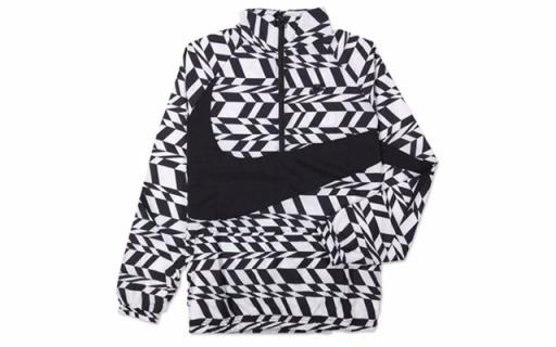 Nike推出全新Tracksuit系列,迷彩图案轻薄透气