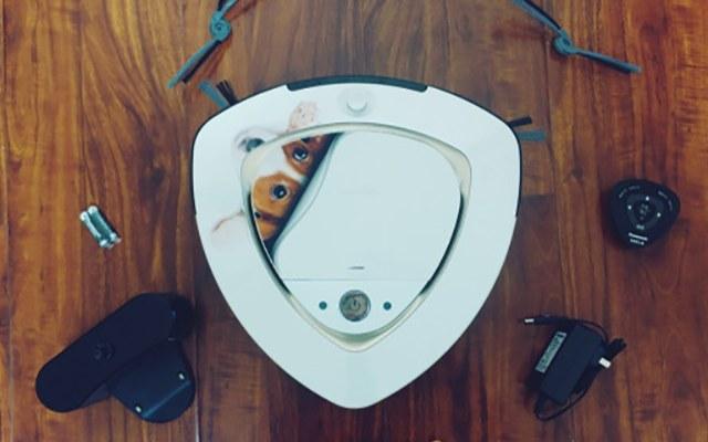 解放双手 扫拖一体,让你一键搞定家务活  —  松下RULO扫地机器人扫深度评测