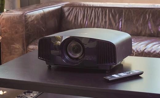 索尼最便宜的4K投影发布,支持HDR影院级画质