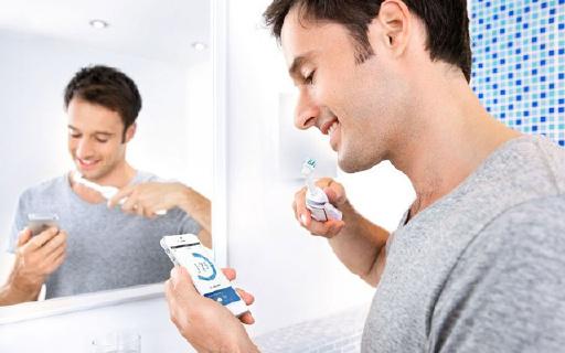 Oral-B 7000智能电动牙刷:七大清洁程序,还可定制个人专属模式