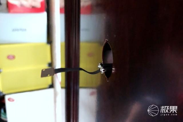 可疑人物出现在家门口?不在家也监控家门口—鹿客智能猫眼
