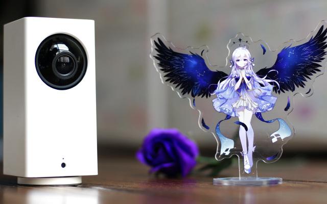 米家大方1080P云台摄像机,仅售99元你动心吗?