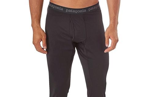 巴塔哥尼亚男式功能裤:运动面料舒适透气,贴合剪裁灵活运动