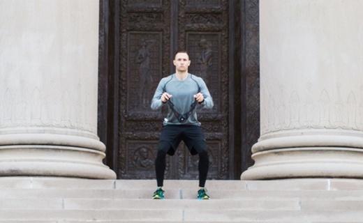 便携式健身器,让你随时随地都能健身