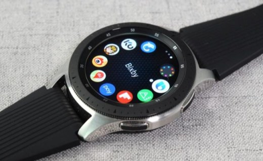 三星 Galaxy Watch 评测:除了没微信其他都能接受