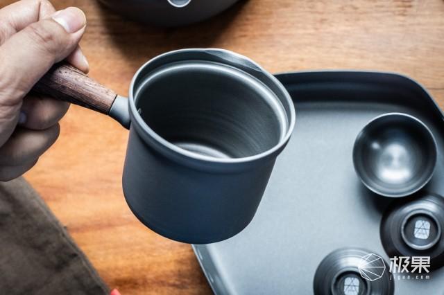 翻山越岭更需泡壶好茶,爱路客Alocs行云品茶套装体验