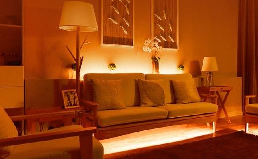玩法超多的彩光灯带,还能让你晚上看电视不晃眼