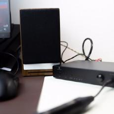 桌面HiFi级尤物!天逸音响EF-1000高保真数字播放器
