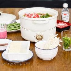 Bruno日本多功能煮食锅评测,集颜值于实力于一身