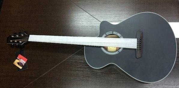 一把充满黑科技的智能吉他,边玩边学让你变大师
